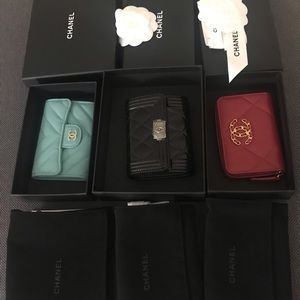 Chanel Card wallet (3)